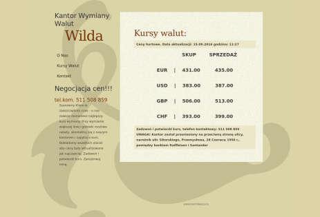 Kantor Rzeszów SuperSam. O nas · Kursy walut ...